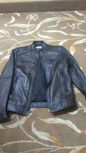 Michael Kors Leather Jacket for Sale in Aurora, CO