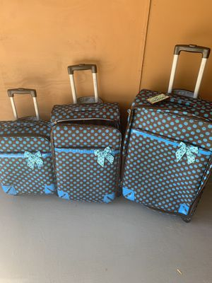 3 pc luggage for Sale in Beaumont, TX