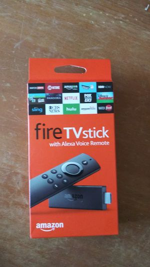 Amazon Fire Tv Stick for Sale in San Diego, CA