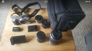 Sony A6000 Camera Bundle for Sale in North County, MO