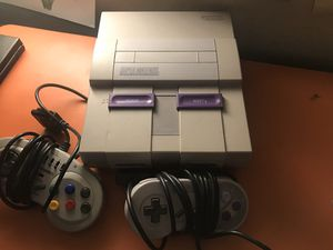 super nintendo with 22 games and super gameboy for Sale in Ceres, CA