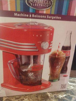 Nostalgia™ Electrics Coca-Cola® Series Frozen Beverage Station for Sale in Buena Park, CA