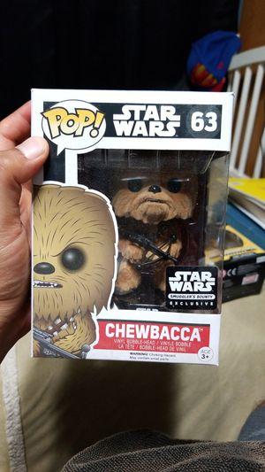 FUNKO POP Star Wars Chewbacca (Flocked) for Sale in Industry, CA