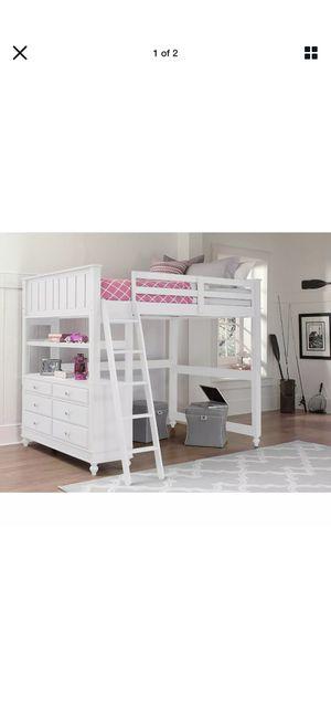 A loft bunk bed 🛏 for Sale in La Vergne, TN