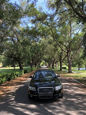 2006 AUDI A6 LOW MILAGE for Sale in Palm Harbor, FL