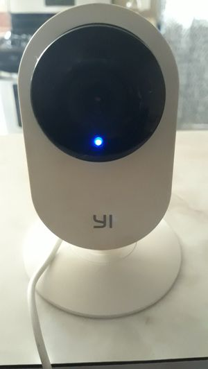YI Home Security Camera, for Sale in Garland, TX