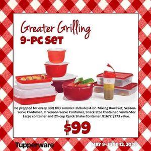 Last days to order Tupperware for Sale in Aurora, IL