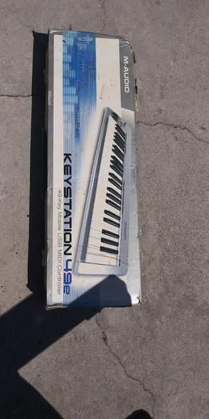 Key station 49 key mobile USB MIDI for Sale in South Gate, CA