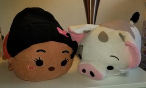 New Disney tsum tsum Moana & Pua plush set for Sale in Los Angeles, CA
