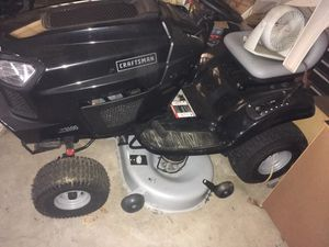 "Craftsman lawn tractor 42"" for Sale in Sugar Hill, GA"