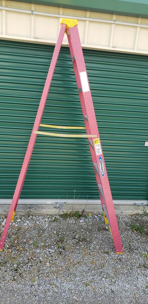 Werner fiberglass ladder for Sale in Columbus, OH