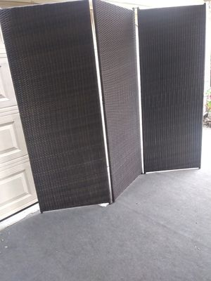 Outdoor patio screen, privacy divider for Sale in Los Angeles, CA