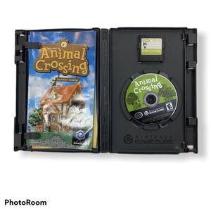 Animal Crossing Nintendo GameCube 2002 for Sale in Princeton, NJ