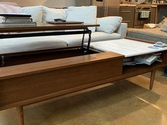 Like New Coffee Table from west elm for Sale in Seattle,  WA