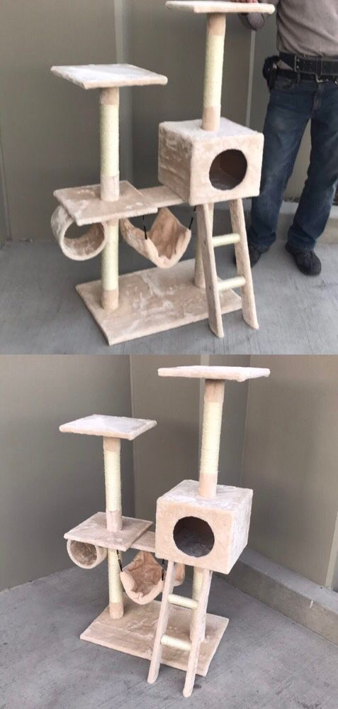 Brand new large cat tree tower condo house scratcher