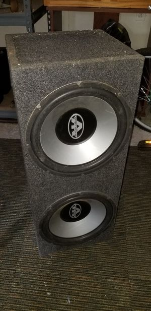 BOOMBOX for Sale in Puyallup, WA
