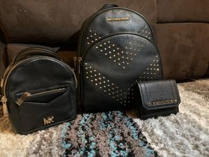 Michae Kors backpack set NWT for Sale in Madera, CA
