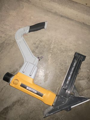 Floor nail gun for Sale in Silver Spring, MD