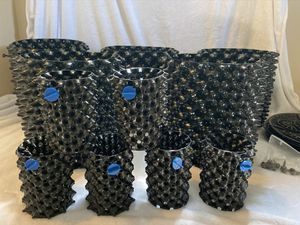 Set of Air-Pots rootpots for clones and adult plants. for Sale in Colorado Springs, CO