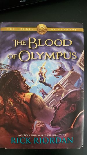 The Blood of Olympus[ONLY PICKUPS] for Sale in Norwalk, CA