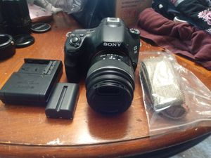 Sony A58 Camera and Lens for Sale in Phelps, NY