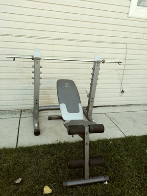 bench and bar for sale for Sale in Bridgeview, IL