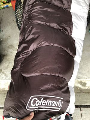 Mummy Sleeping bag Coleman 25.00 for Sale in Columbus, OH