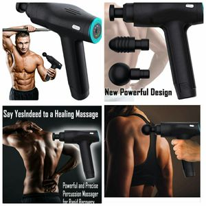 Muscle Massage Gun Deep Tissue Percussion Full Body Massage Device for Athletes, for Sale in Dover, DE