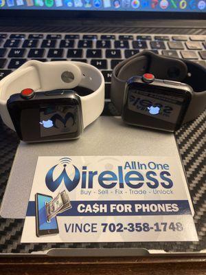 Apple watch 3 42mm only $199 for Sale in Las Vegas, NV