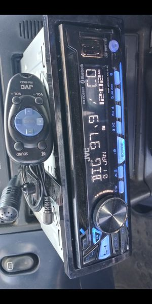 JVC CAR STEREO for Sale in Littleton, CO