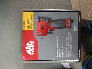 Mac stubby impact wrench for Sale in Odessa, TX