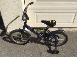 Batman Themed Bike for Sale in Glendale, CA