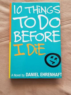 10 Things To Do Before I Die for Sale in Daytona Beach,  FL