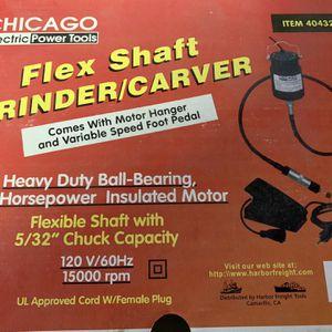 Chicago Flex Shaft Grinder/carver for Sale in Monrovia, CA