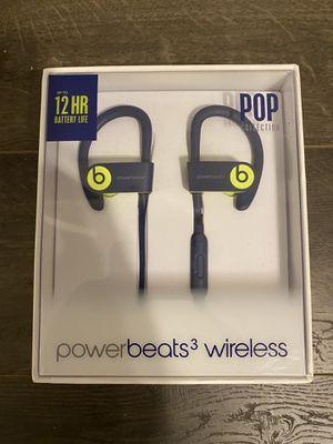 Powerbeats Wireless Headphones for Sale in Lake Elsinore, CA