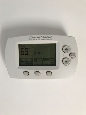 American standard thermostat for Sale in Chicago, IL