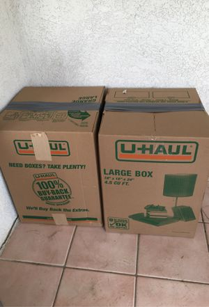 Got 4 mystery Amazon boxes for Sale in Lamont, CA