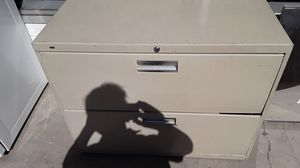 Two Drawer File Cabinet $15 for Sale in San Diego, CA