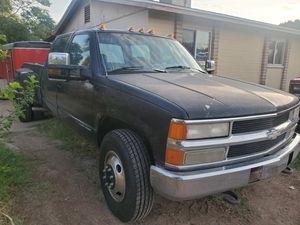 Diesel Crew cab 4x4 lifted bronco for Sale in Phoenix, AZ