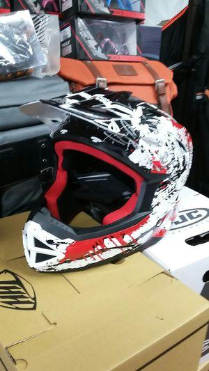 Mountain bike downhill helmet for Sale in Los Angeles, CA
