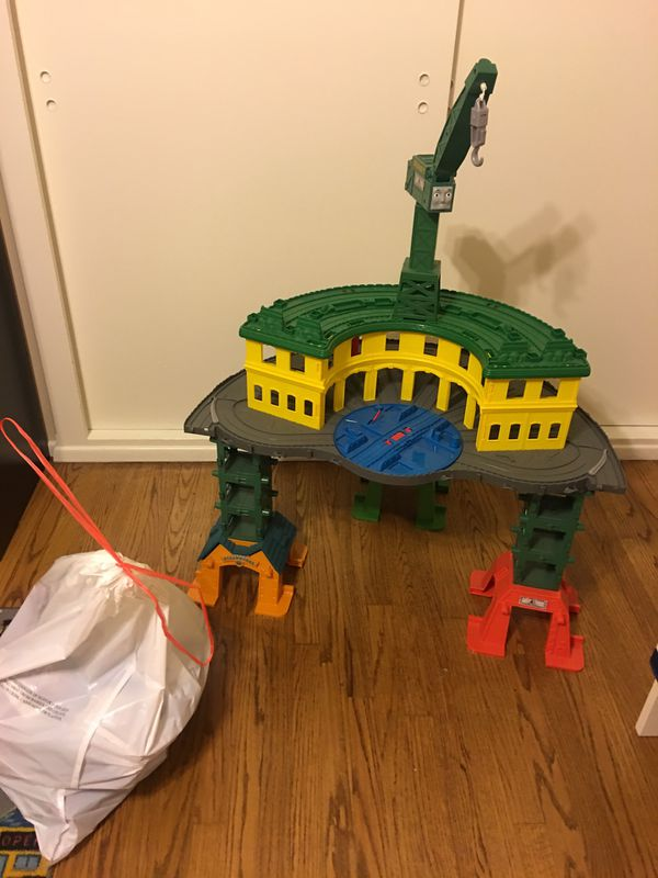 Thomas and friends railroad track
