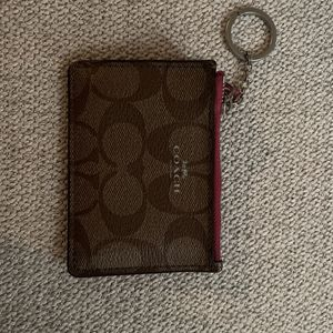 Coach Keychain Wallet for Sale in Elmwood Park, IL