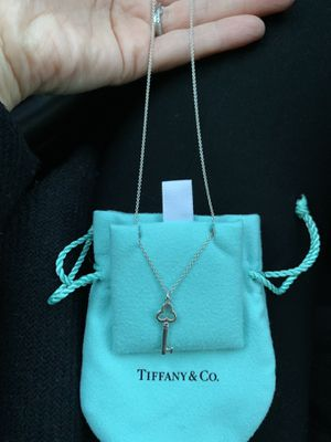 Tiffany&Co Sterling Silver Necklace for Sale in Glen Cove, NY