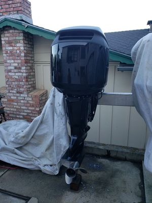 225 Yamaha/Mercury 2006 4 stroke outboard for Sale in Redwood City, CA