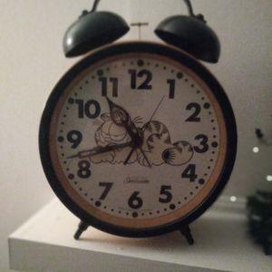 1978 Garfield Alarm Clock for Sale in Charlotte, NC