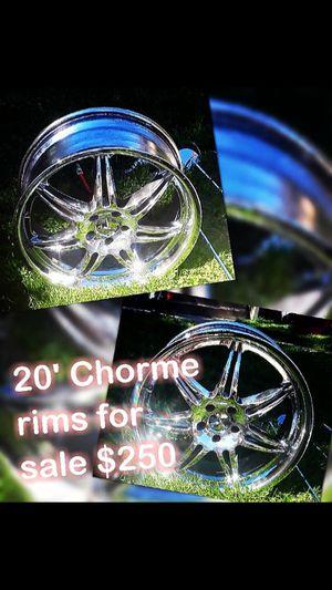 Rims. for Sale in Denver, CO