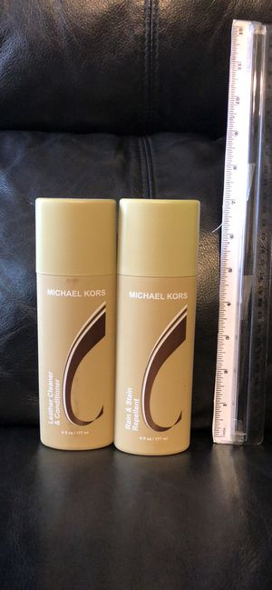 Michael Coors leather cleaner for Sale in Pittsburgh, PA