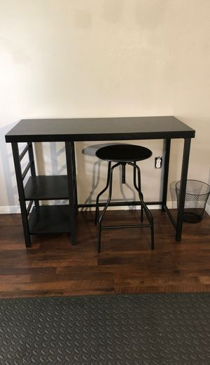 Black desk for Sale in San Diego, CA