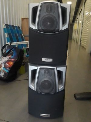 AIWA 3 way speaker set for Sale in Lakeland, FL
