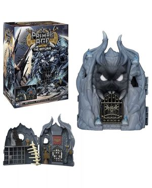 Funko DC primal age- batcave play set collective figure for Sale in Las Vegas, NV